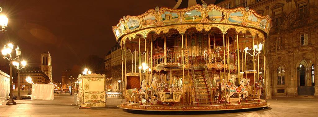 gfg carrousel
