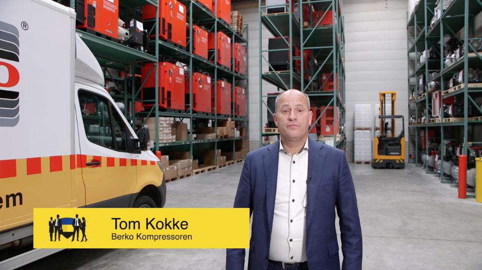 Berko Kompressoren Tom Kokke
