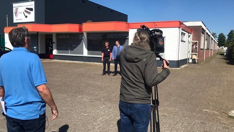 Omroep Gelderland Borstelfabriek Luva