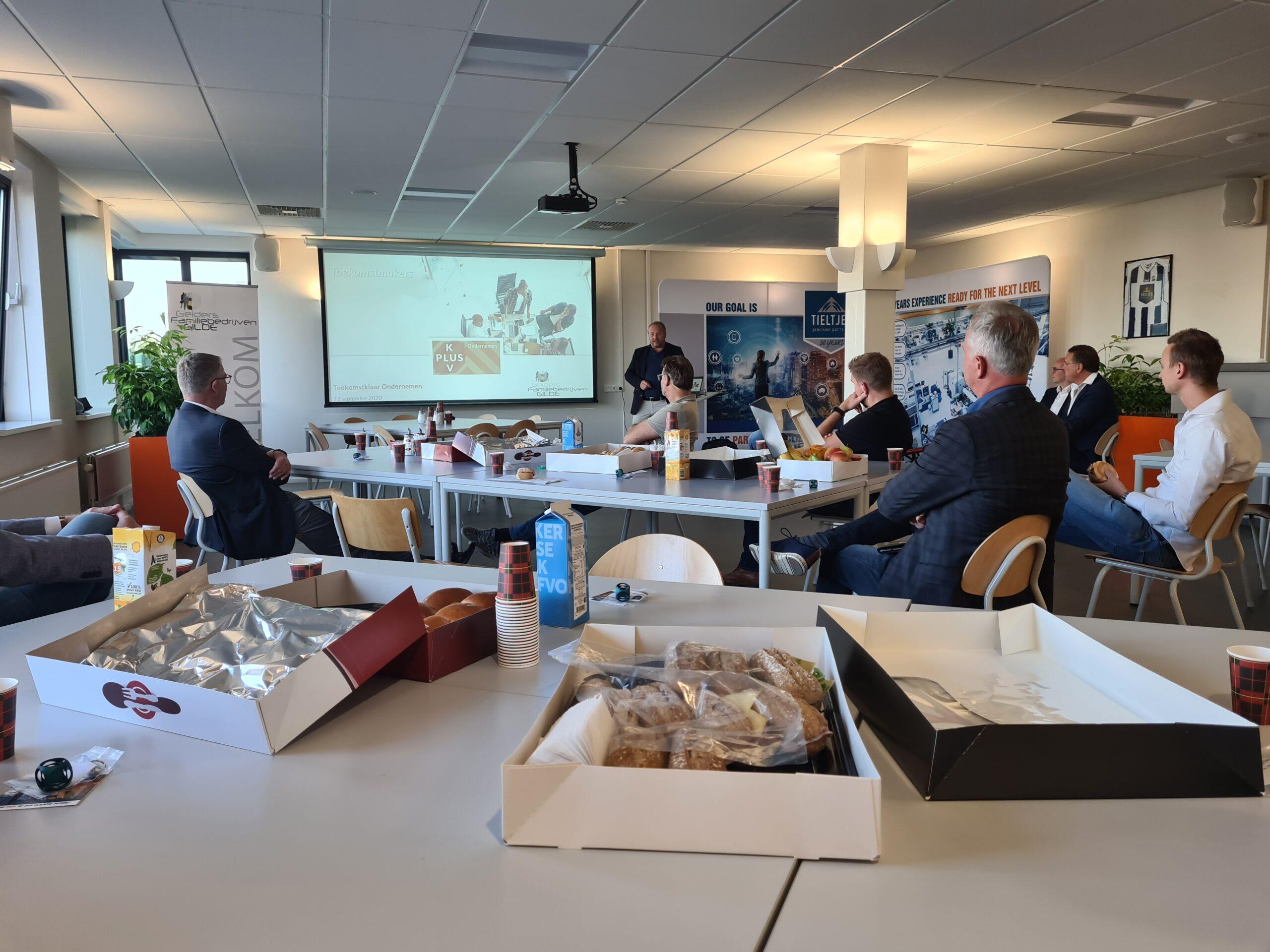 Bijeenkomst Gemeente Oude IJsselstreek GFG
