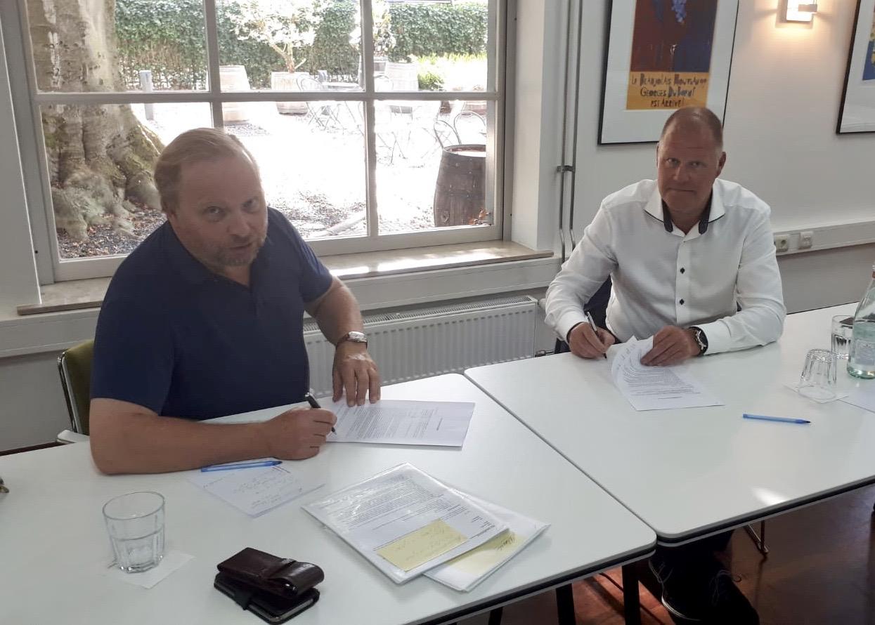 GFG CFO Capabel nieuwe partner